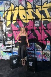 Toni Garrn - Montblanc Event in Florence 06/14/2018