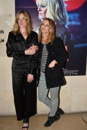 """Vanessa Paradis - """"A knife in the Heart"""" Preview in Paris"""
