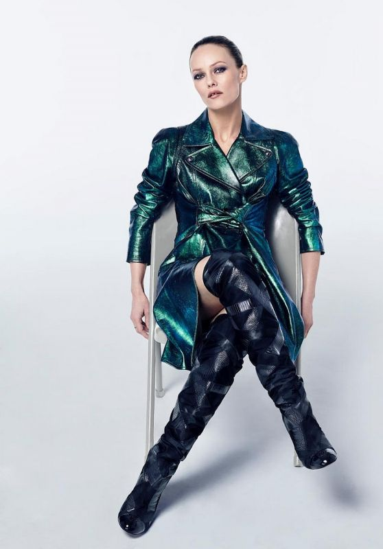 Vanessa Paradis - Studio Magazine June/August 2018