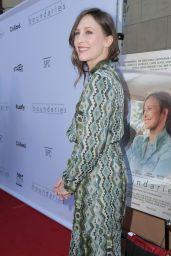 "Vera Farmiga – ""Boundaries"" Premiere in LA"