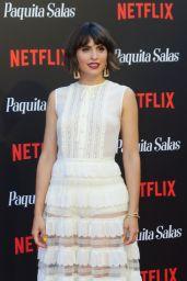 "Verónica Echegui - ""Paquita Salas"" Premiere in Madrid 06/28/2018"