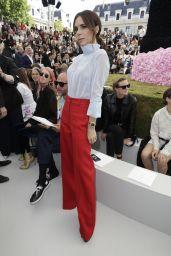Victoria Beckham – Dior Homme Show SS19 in Paris 06/23/2018