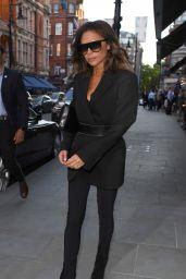 Victoria Beckham - Leaving Scotts Restaurant in London 06/11/2018