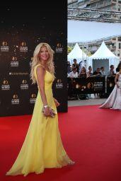 Victoria Silvstedt – 2018 Monte Carlo Television Festival Closing Ceremony