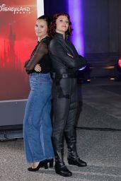"Virginie Ledoyen – ""Marvel Summer of Super Heroes"" Opening Ceremony at Disneyland Paris"