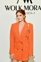 Willow Shields - Wolk Morais Collection 7 Fashion Show in LA