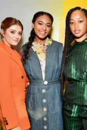 Willow Shields - Wolk Morais Collection 7 Fashion Show in LA