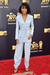 Yara Shahidi – 2018 MTV Movie And TV Awards in Santa Monica