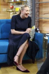 Yvonne Strahovski - The IMDb Show in Studio City 06/12/2018