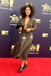 Zazie Beetz – 2018 MTV Movie And TV Awards in Santa Monica