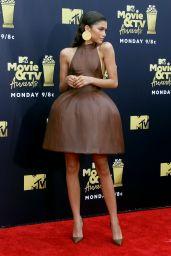 Zendaya – 2018 MTV Movie And TV Awards in Santa Monica