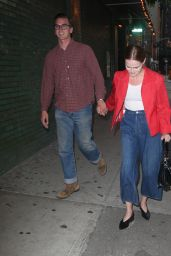 Zoey Deutch and Boyfriend Dylan Hayes - New York City 06/18/2018