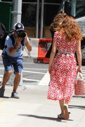 Zoey Deutch Poses for Photographers - Manhattan 06/20/2018