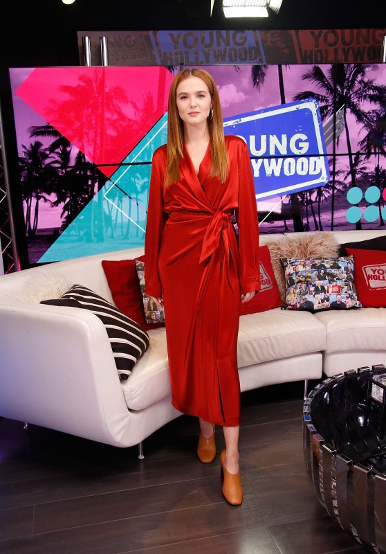 Zoey Deutch - Young Hollywood Studio 06/06/2018