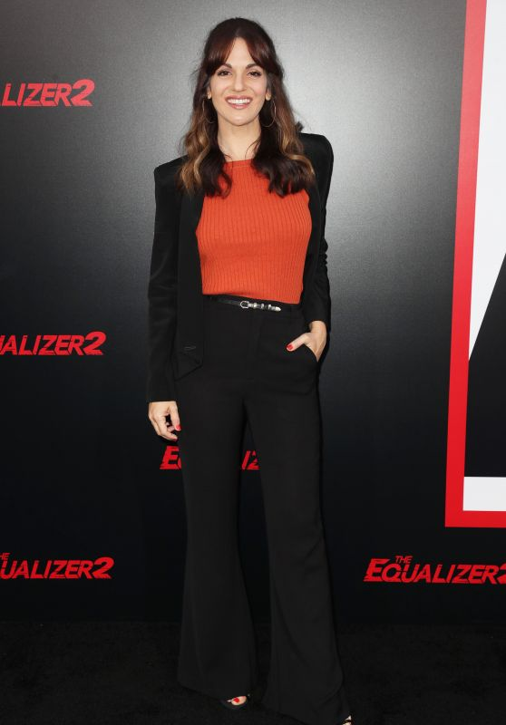 "Abigail Marlowe – ""The Equalizer 2"" Premiere in Los Angeles"