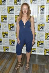 """Adele René – """"Twin Peaks"""" Photocall at 2018 SDCC"""