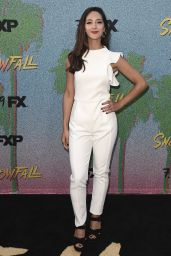 "Adriana DeGirolami – ""Blindspotting"" Premiere in New York"