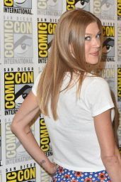 """Adrianne Palicki - """"The Orville"""" Press Line at 2018 SDCC"""