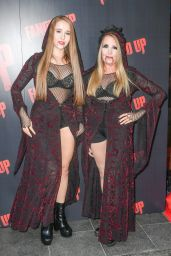 "Afton McKeith and Gillian McKeith – ""Fanged Up"" Premiere in London"