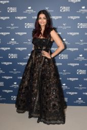 Aishwarya Rai Bachchan - Longines Global Champions Tour in Paris 07/06/2018