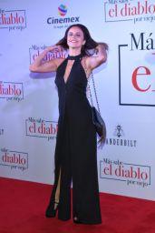 """Alejandra Ambrosi – """"Mas Sabe el Diablo por Viejo"""" Premiere in Mexico City"""