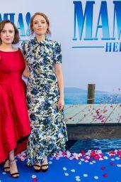 "Alexa Davies - ""Mamma Mia! Here We Go Again"" Premiere in Amsterdam"
