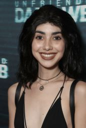 "Alexa Mansour - ""Unfriended Dark Web"" Premiere in LA"