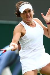 Alexandra Dulgheru – Wimbledon Tennis Championships in London 07/04/2018