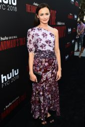 "Alexis Bledel – ""The Handmaid's Tale"" TV Show Finale in LA"