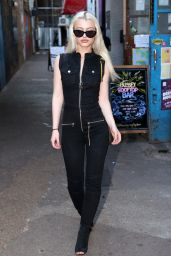Alice Chater at Busy Building in Peckham, London 07/26/2018
