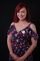 Alicia Malone – Variety Studio at 2018 SDCC, Day 2