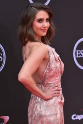 Alison Brie – 2018 ESPY Awards in LA