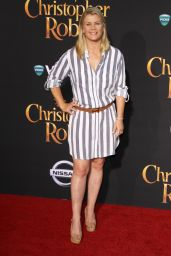 """Alison Sweeney – """"Christopher Robin"""" Premiere in LA"""