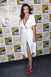 """Alycia Debnam-Carey - """"Fear the Walking Dead"""" Photocall at SDCC 2018"""