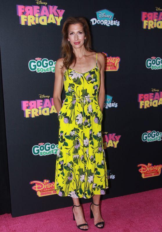 "Alysia Reiner – ""Freaky Friday"" Premiere in New York"