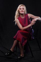 Amanda AJ Michalka – Variety Studio SDCC 2018