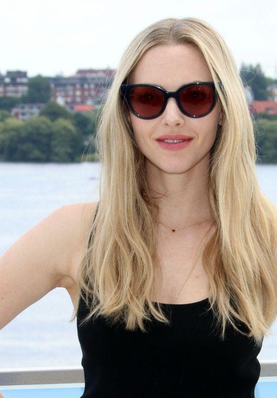 "Amanda Seyfried - ""Mamma Mia! Here We Go Again"" Photocall in Hamburg"