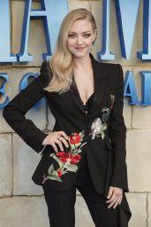 "Amanda Seyfried - ""Mamma Mia: Here We Go Again"" Premiere in London"