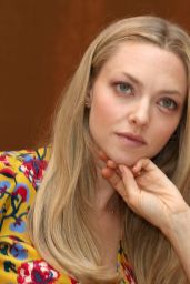 "Amanda Seyfried - ""Mamma Mia! Here We Go Again"" Press Conference in Stockholm"