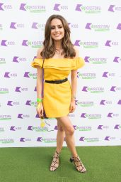 Amber Davies – Kisstory on the Common 2018 in London