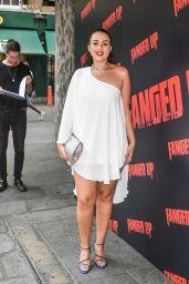 """Amel Rachedi – """"Fanged Up"""" Premiere in London"""