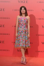 Ana Castillo – VOGUE Spain 30th Anniversary Party in Madrid
