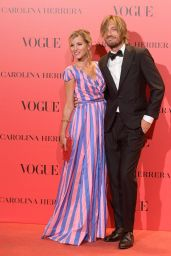 Ana Fernandez – VOGUE Spain 30th Anniversary Party in Madrid