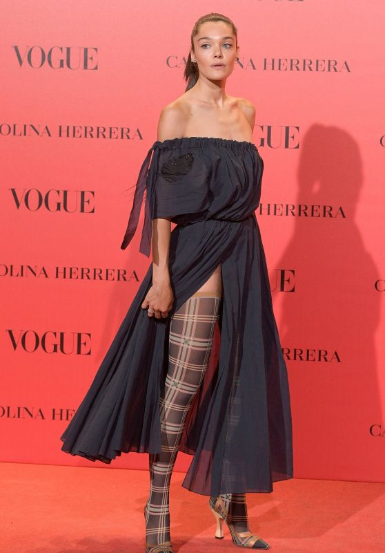 Ana Rujas – VOGUE Spain 30th Anniversary Party in Madrid