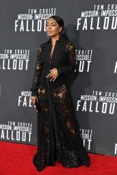 "Angela Bassett – ""Mission: Impossible: Fallout"" Premiere in Washington DC"
