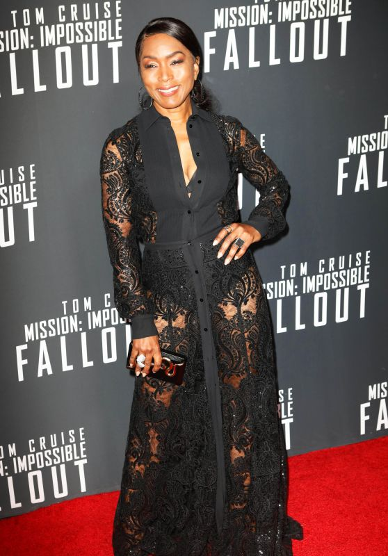 "Angela Bassett – ""Mission: Impossible: Fallout"" Premiere in Washington DC"