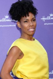 Angela Lewis – Hallmark's Put It Into Words Campaign Launch Party in LA