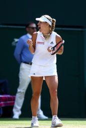 Angelique Kerber - 2018 Wimbledon Tennis Championships in London, Day 10