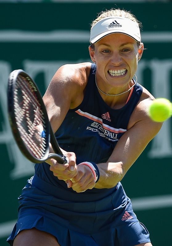 Angelique Kerber - Eastbourne Tournament 2018 in Eastbourne 06/28/2018