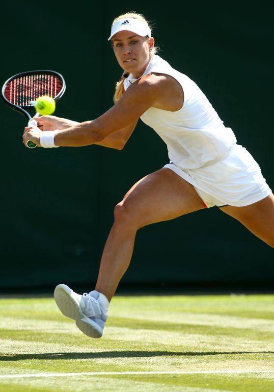 Angelique Kerber – Wimbledon Tennis Championships in London 07/03/2018